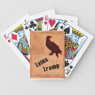 Talon Tramp Bicycle Playing Cards