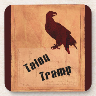 Talon Tramp Cork Coaster