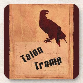 Talon Tramp Cork Coaster