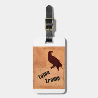 Talon Tramp Luggage Tag \