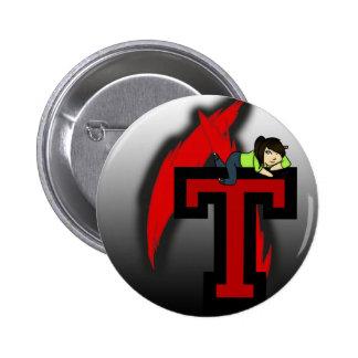 Talons! Pinback Buttons