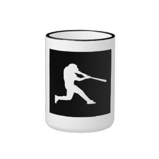 Talud del béisbol taza