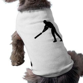 Talud del grillo camisa de perrito
