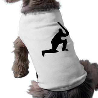 Talud del grillo camisetas de perro