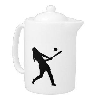 Talud del softball