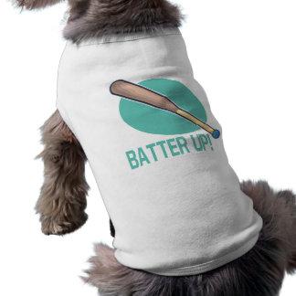 Talud para arriba camiseta de perrito