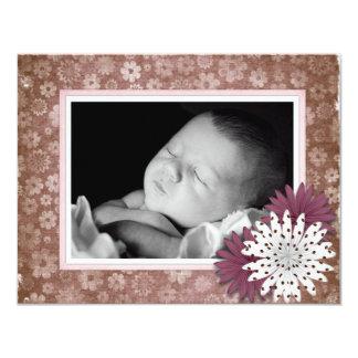 Talula Divine Birth Announcements