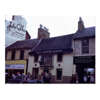 Tam o Shanter museum circa 1965 Postcard