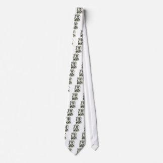 Tam O'Shanter Neck Tie