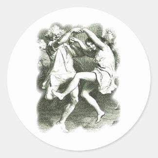 Tam O'Shanter Stickers