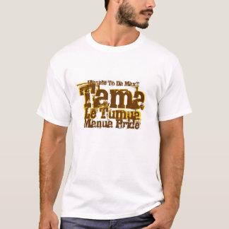 Tama Le Tumua, Manua Pride T-Shirt