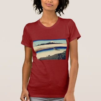 Tama River in Musashi Province T-Shirt