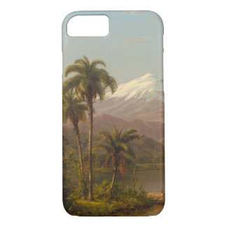 Tamaca Palms along the Magdalena River in Colombia iPhone 7 Case