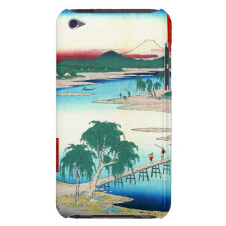 Tamagawa  Musashi Province 1858 iPod Touch Cover