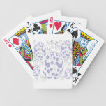 tamago and invitation cat bicycle playing cards