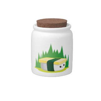 Tamago Candy Jar