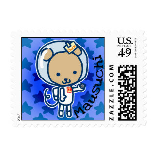 tamagotchi mausuchi postage stamp