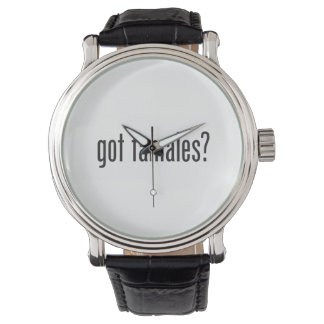 tamales conseguidos relojes