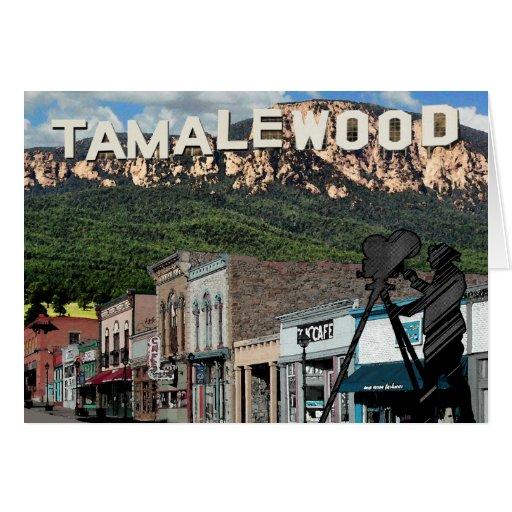 TamaleWood card