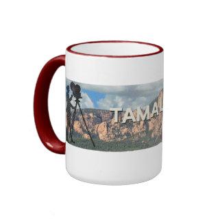 TamaleWood wrap around mug
