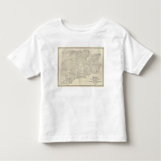Tamalpais Land and Water Company map Toddler T-shirt