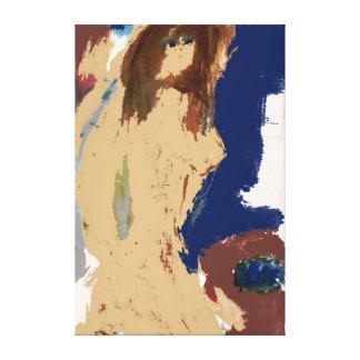 """Tamaño: (37,00"""" x 55,03"""") el premio de encargo env lona estirada galerías"""