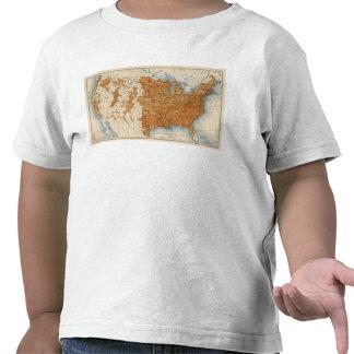 Tamaño 98 de las familias 1900 camiseta