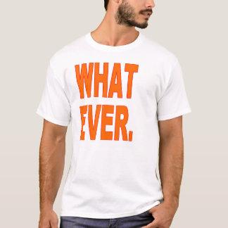 Tamaño extra grande divertido de la camiseta 6x