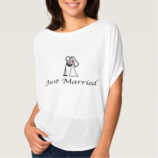 Tamaño extra grande nupcial de la camiseta de remeras