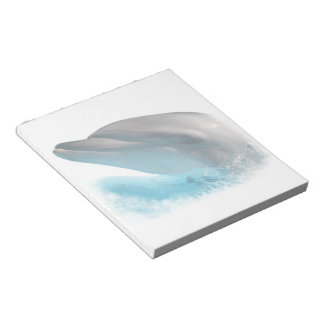 Tamaños de la libreta 2 de la nariz del delfín libretas para notas
