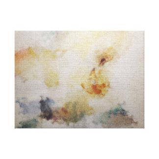 """Tamaños opcionales abstractos del """"dinero viejo"""" impresiones de lienzo"""