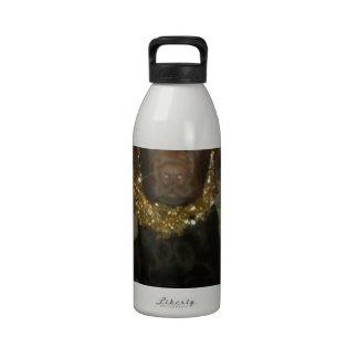 Tamar el chocolate idiota Labrador Botella De Agua