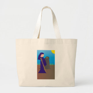 Tamar, Mother of Kings Canvas Bags