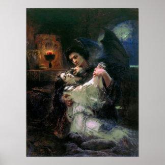 Tamara and Demon Poster