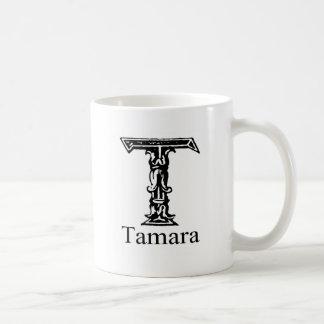 Tamara Classic White Coffee Mug