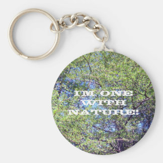 Tamarack Larch Tree 1 Key Chain