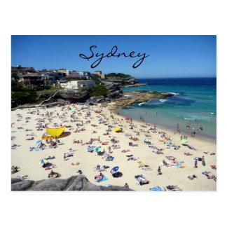 tamarama beach postcard