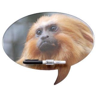 Tamarin Monkey Dry-Erase Board