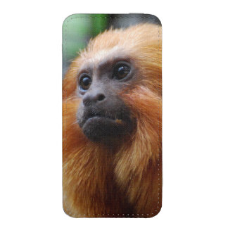 Tamarin Monkey iPhone 5 Pouch