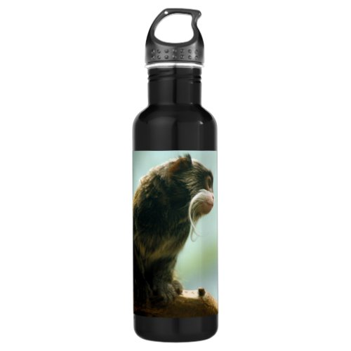 Tamarin Monkey Stainless Steel Water Bottle