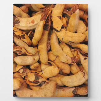 Tamarind Fruit Photo Plaque