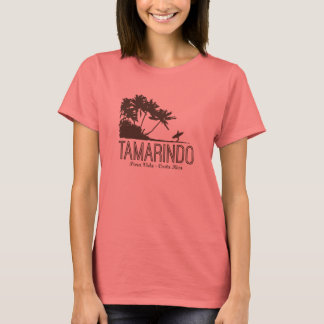 Tamarindo Costa Rica Surfer on the Beach T-Shirt