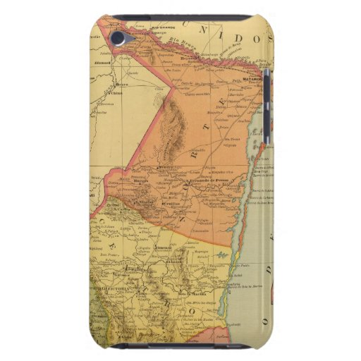 Tamaulipas Barely There iPod Cover