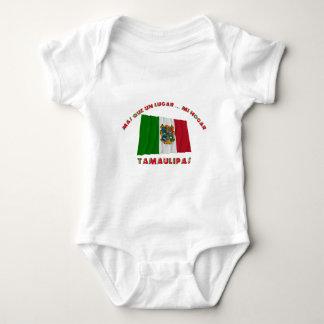 Tamaulipas - Más Que un Lugar ... Mi Hogar Infant Creeper