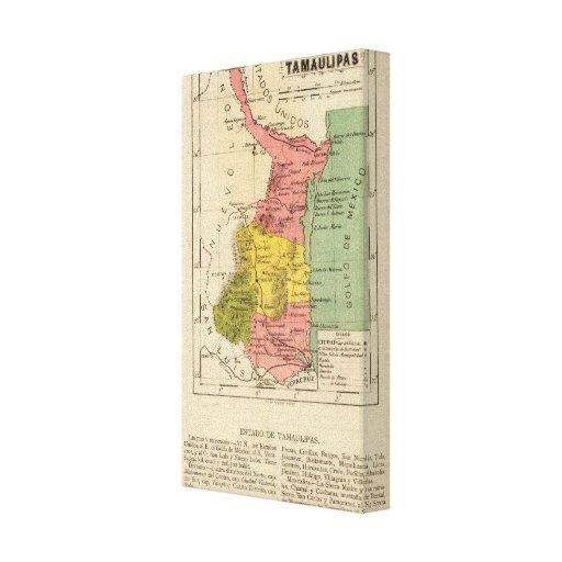 Tamaulipas, Mexico Canvas Print