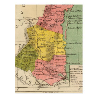 Tamaulipas, Mexico Postcard