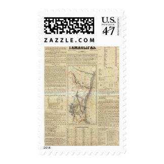 Tamaulipas, Mexico Stamp