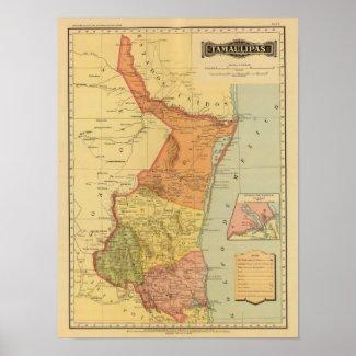 Tamaulipas Print