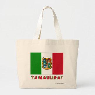 Tamaulipas Unofficial Flag Tote Bag