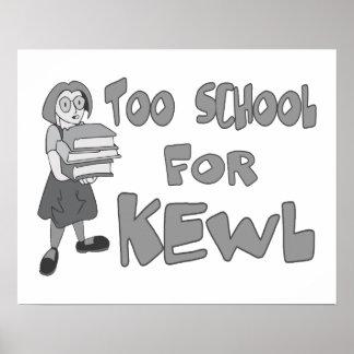 También escuela para Kewl Posters